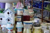 Glassburn's Pottery in Chillicothe, Ohio
