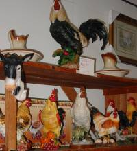 Chicken Pottery