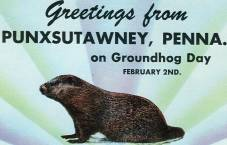 Groundhog day replaced ancient Candle Mass