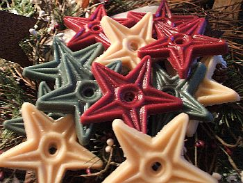 Lisa's Christmas Iron Stars