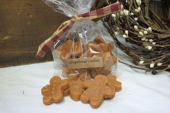 Wax Scented Gingerbread Men