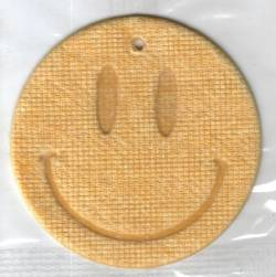 Smiley Face Air Freshener